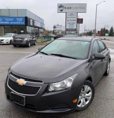 Used 2014 Chevrolet Cruze 1LT | BACKUP CAM | BLUETOOTH | REMOTE START | for sale in Barrie, ON