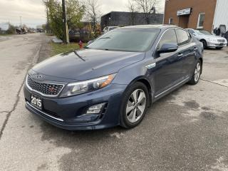 Used 2015 Kia Optima Hybrid EX for sale in Oakville, ON