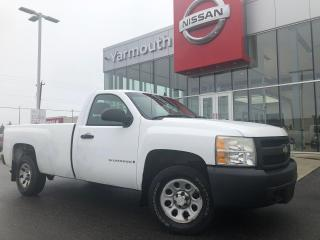 Used 2007 Chevrolet Silverado 1500 Single Cab for sale in Yarmouth, NS