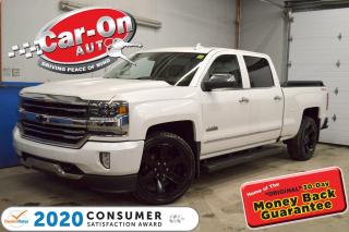 Used 2017 Chevrolet Silverado 1500 HIGH COUNTRY 22 UPGRADE for sale in Ottawa, ON
