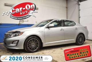 Used 2014 Kia Optima Hybrid EX HYBRID | PANO ROOF | HEATED SEATS for sale in Ottawa, ON