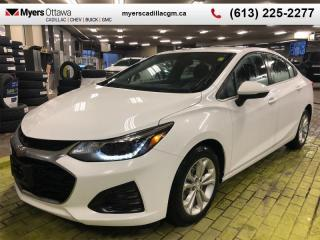 Used 2019 Chevrolet Cruze LT  LT, REAR VISION CAMERA, ALLOY WHEELS, REMOTE START for sale in Ottawa, ON