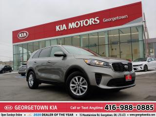 Used 2019 Kia Sorento LX | 1 OWNER | CLEAN CARFAX | B/U CAM | 25,864 KM for sale in Georgetown, ON