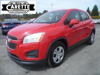 Used 2014 Chevrolet Trax for sale in East broughton, QC
