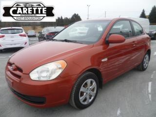 Used 2009 Hyundai Accent for sale in East broughton, QC
