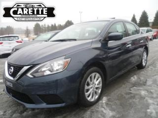 Used 2017 Nissan Sentra SV Toit Ouvrant for sale in East broughton, QC