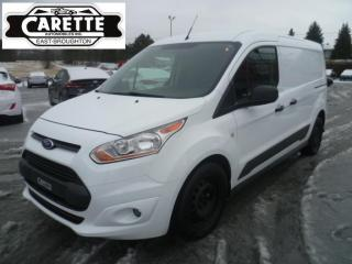 Used 2017 Ford Transit Connect XLT for sale in East broughton, QC