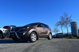 Used 2011 Kia Sportage LX for sale in Coquitlam, BC