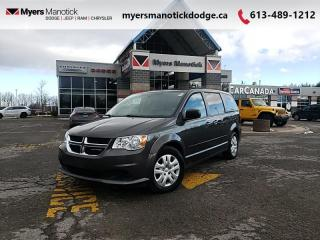 Used 2015 Dodge Grand Caravan SXT  -  Power Windows - $110 B/W for sale in Ottawa, ON