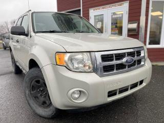 Used 2008 Ford Escape 4 portes, traction avant, 4 cylindres en for sale in Drummondville, QC