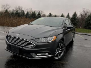 Used 2017 Ford Fusion SE AWD for sale in Cayuga, ON
