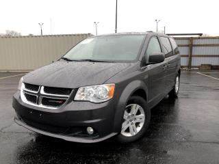 Used 2018 Dodge Grand Caravan Crew for sale in Cayuga, ON