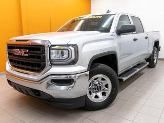 Used 2017 GMC Sierra 1500 4X4 CAMÉRA BLUETOOTH *GR. REMORQUAGE* for sale in St-Jérôme, QC