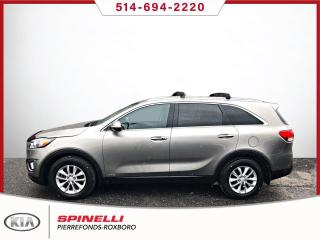 Used 2016 Kia Sorento 3.3L LX+ 7 passenger 7 passager for sale in Montréal, QC