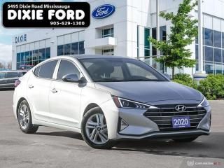 Used 2020 Hyundai Elantra Preferred for sale in Mississauga, ON