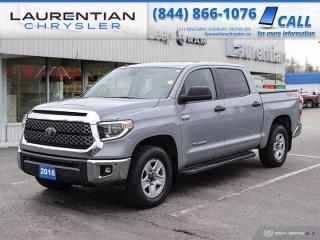 Used 2018 Toyota Tundra SR5 Plus!!  WINTER TIRE PACKAGE !! TONNEAU !! NAV !! for sale in Sudbury, ON