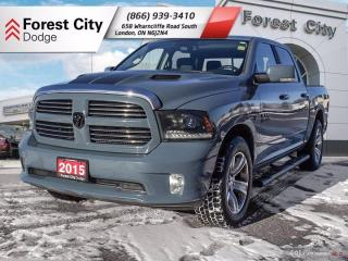 Used 2015 RAM 1500 SPORT for sale in London, ON
