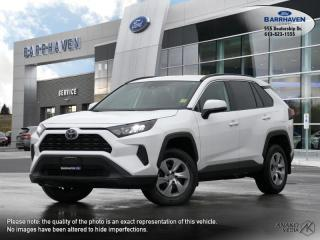 Used 2020 Toyota RAV4 LE for sale in Ottawa, ON