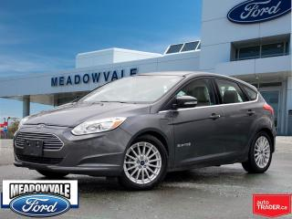 Used 2017 Ford Focus ELECTRIC for sale in Mississauga, ON