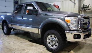Used 2014 Ford F-250 4WD Crew Cab 172  Lariat for sale in Saskatoon, SK