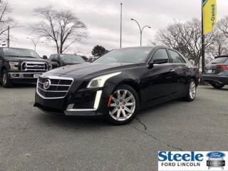 Used 2014 Cadillac CTS Sedan Luxury AWD for sale in Halifax, NS