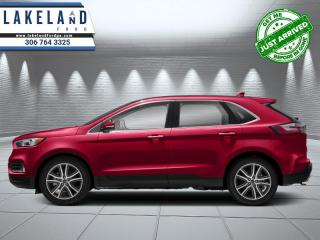 New 2020 Ford Edge Titanium  - Navigation - Cooled Seats - $314 B/W for sale in Prince Albert, SK