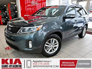 Used 2014 Kia Sorento LX ** SIÈGES CHAUFFANTS / BLUETOOTH for sale in St-Hyacinthe, QC