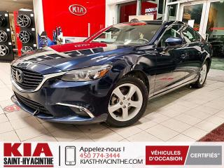 Used 2017 Mazda MAZDA6 GT ** NAVI / CUIR / TOIT for sale in St-Hyacinthe, QC