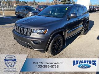 Used 2019 Jeep Grand Cherokee Laredo for sale in Calgary, AB