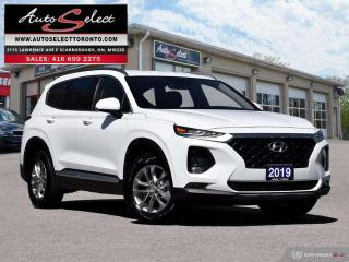 Used 2019 Hyundai Santa Fe Essential 2.4 AWD ONLY 53K! **BACK-UP CAMERA** CLEAN CARPROOF for sale in Scarborough, ON