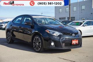 Used 2014 Toyota Corolla S for sale in Hamilton, ON