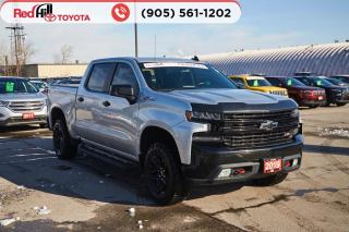 Used 2019 Chevrolet Silverado 1500 LT Trail Boss for sale in Hamilton, ON