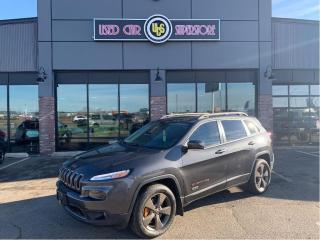 Used 2017 Jeep Cherokee North 4WD 4dr 75th Anniversary -Ltd Avail- for sale in Thunder Bay, ON