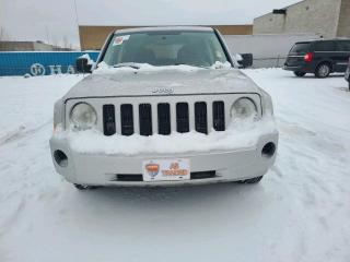 Used 2009 Jeep Patriot Sport/North ONE OWNER | REAR ANT ROLL| OVERHEAD AIR BAG for sale in Barrie, ON