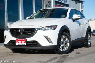 Used 2016 Mazda CX-3 GS SUNROOF - BACKUP CAM - HEATED SEATS - CLEAN! for sale in Chatham, ON
