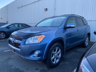 Used 2011 Toyota RAV4 Limited V6 LIMITED V6-ONE OWNER+DEALER SERVICED! for sale in Cobourg, ON