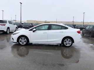 Used 2017 Chevrolet Cruze LT Auto LT SEDAN AUTO AIR HEATED SEATS BLUETOOTH REAR CAM for sale in Orillia, ON