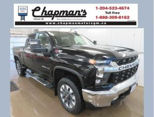 New 2021 Chevrolet Silverado 2500 HD LT Remote Start, Heated Seats, HD Rear Vision Camera for sale in Killarney, MB