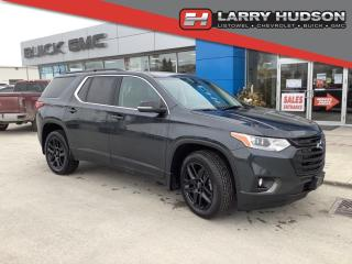 New 2021 Chevrolet Traverse LT Cloth for sale in Listowel, ON