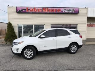 Used 2018 Chevrolet Equinox LT BACK UP CAM for sale in Tilbury, ON