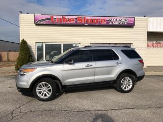 Used 2012 Ford Explorer XLT SUNROOF for sale in Tilbury, ON
