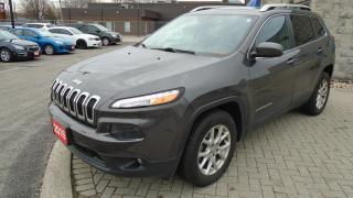Used 2016 Jeep Cherokee North for sale in Sarnia, ON