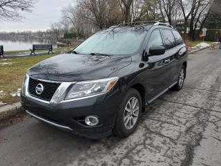 Used 2015 Nissan Pathfinder Hybrid SV for sale in Roxboro, QC