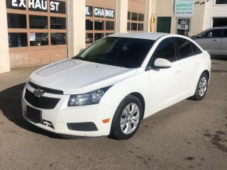 Used 2014 Chevrolet Cruze 4dr Sdn 1LT for sale in Caledon, ON