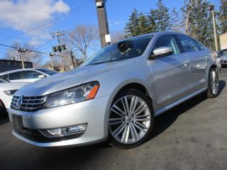 Used 2015 Volkswagen Passat for sale in Burlington, ON