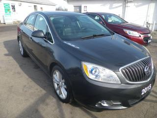 Used 2015 Buick Verano Leather Group for sale in Fort Erie, ON