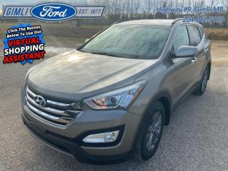 Used 2013 Hyundai Santa Fe Sport 2.0T Premium for sale in Gimli, MB