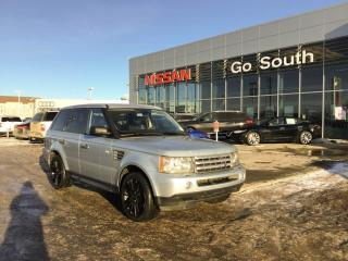 Used 2009 Land Rover Range Rover Sport RANGE ROVER SPORT, SUPERCHARGED, AWD for sale in Edmonton, AB