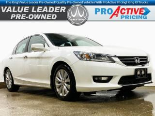 Used 2014 Honda Accord Sedan EX-L for sale in Virden, MB