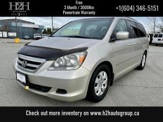 Used 2007 Honda Odyssey EX for sale in Surrey, BC